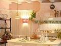 illuminazione cucina provenzale1