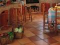 pavimenti cucina provenzali