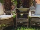 Poltrone e divani giardino provenzali