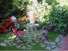 Sedie giardino provenzali