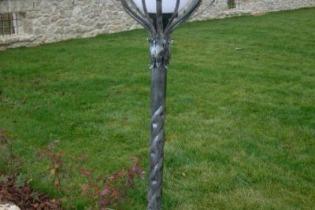 Illuminazione giardino provenzale