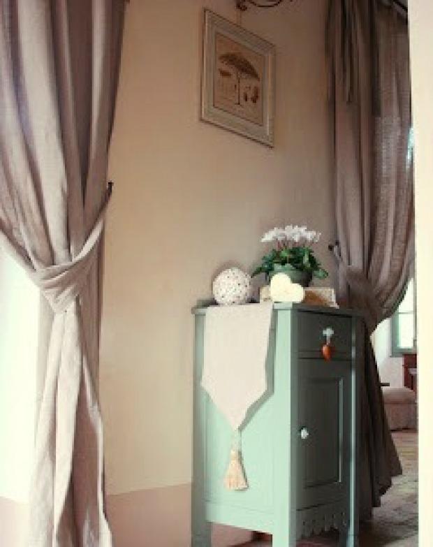 Modelli Tende Da Soggiorno : Tende soggiorno provenzali modelli e tessuti