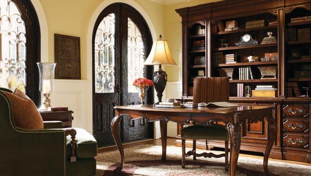 Scrivania Ufficio Avvocato : Ufficio provenzale mobili e complementi d arredo