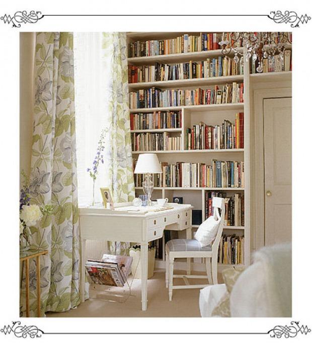 Ufficio provenzale mobili e complementi d 39 arredo - Libreria ufficio usata ...
