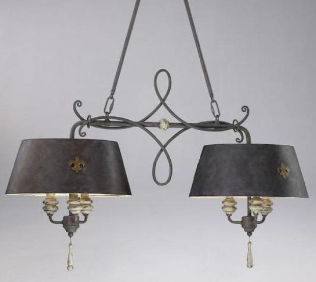 lampadari da ufficio : Lampadari ufficio provenzali: materiali e modelli