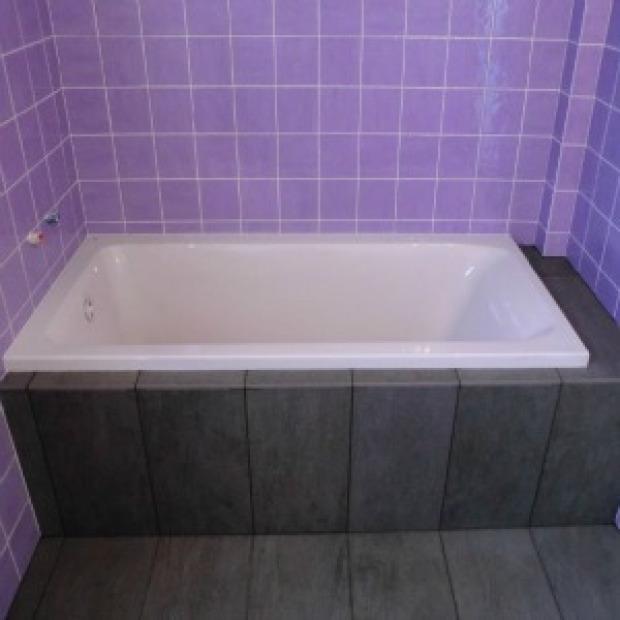 Vasche da bagno provenzali modelli e tipologie diverse - Vasca da bagno muratura ...
