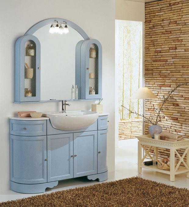 il bagno provenzale rappresenta un ambiente rilassante e tranquillo ecco alcuni consigli su come arredarlo