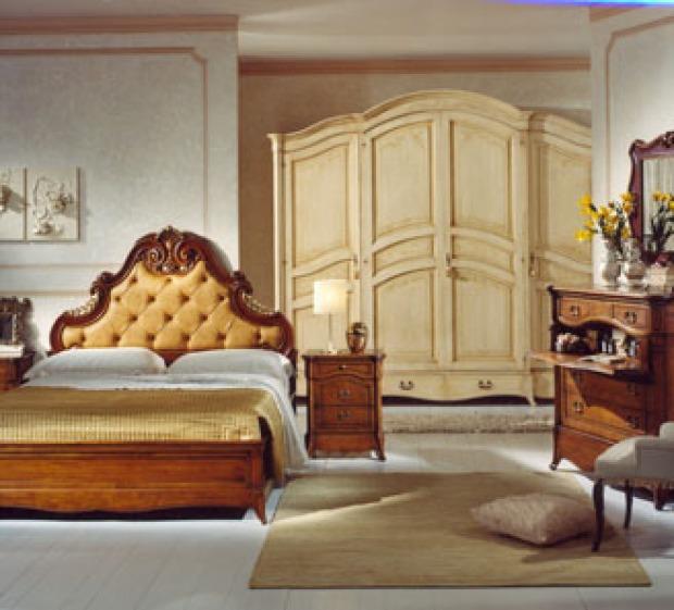 Mobili camera da letto provenzali: letti, comodini, armadi e tanto ...