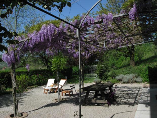 Pergole e gazebo giardino provenzali sceglierli al meglio - Giardino provenzale ...
