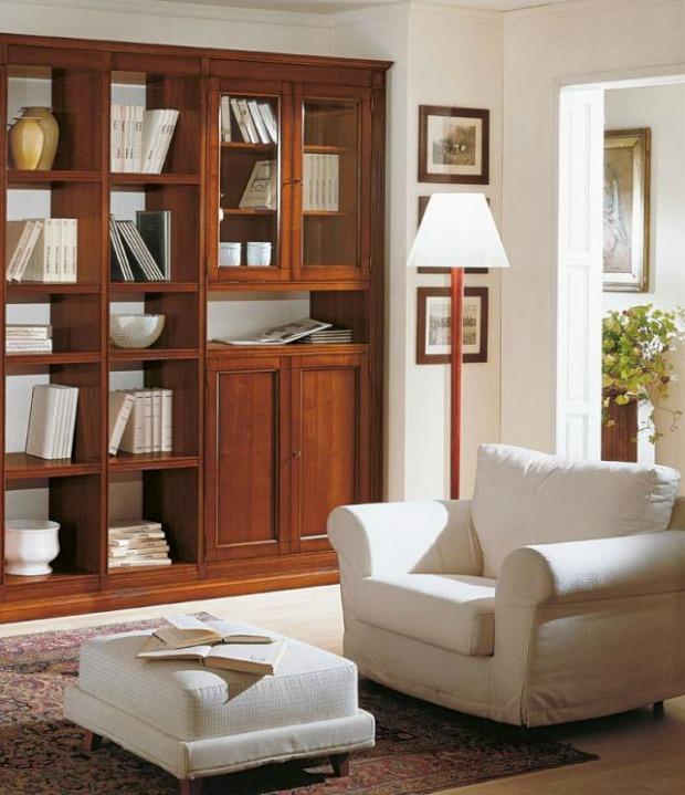 Mobili soggiorno rustico e moderno for Arredamento provenzale on line