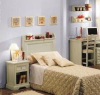 pareti camera da letto provenzali1