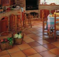 Pavimenti per cucine provenzali
